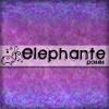 __elephante poses__ Logo