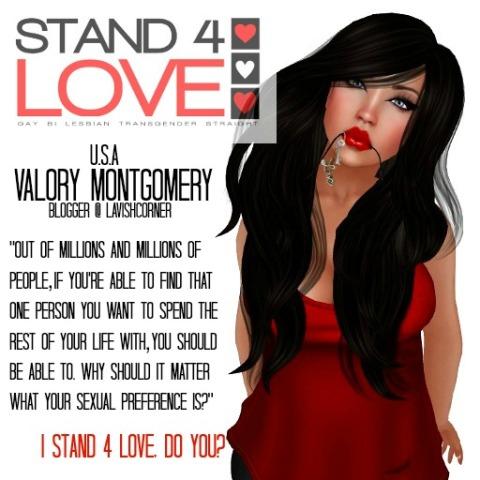 STAND4LOVE(ValoryMontgomery)
