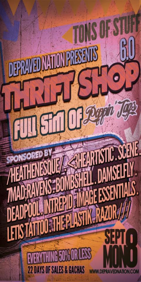 Thrift Shop 6.0