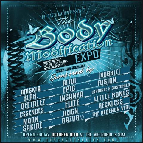 Body Mod Expo 2014